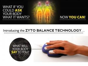 """We Use """"Zyto"""" Leading Edge Technology"""