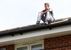 man-on-rooftop